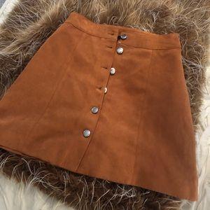 H&M's skirt .